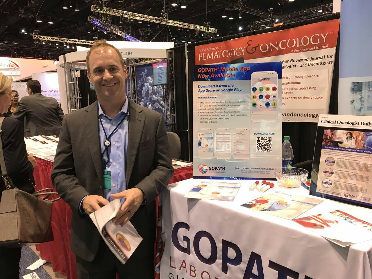 GoPath Exhibits at ASCO 2017 Annual Meeting